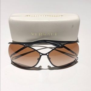 dcdd31448e4 Versace MOD 2111 bronze woman s sunglasses